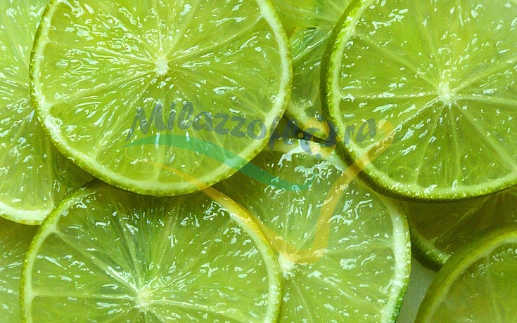 Sezione del frutto